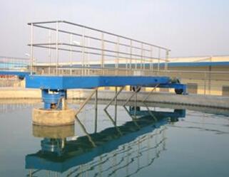 污水处理沉降池浮渣